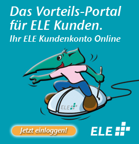 Link zum ELE Kundenkonto Online