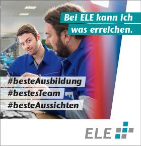 Ausbildung bei ELE