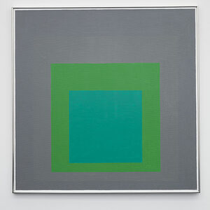 Josef Albers, Homage to the Square: Hope Again, 1962