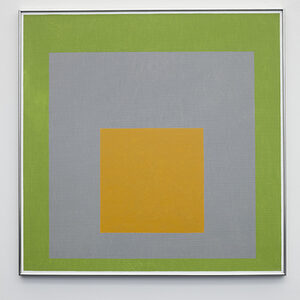 Josef Albers, Homage to the Square: Sudden Promise, 1967